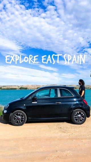 Explore east spain