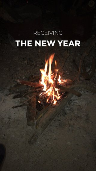 THE NEW YEAR RECEIVING