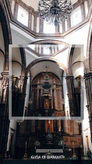 Iglesia en Guanajuato