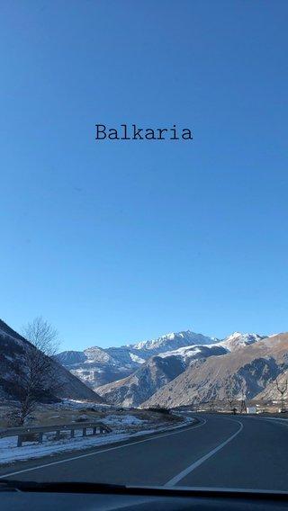 Balkaria