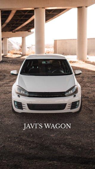 JAVI'S WAGON