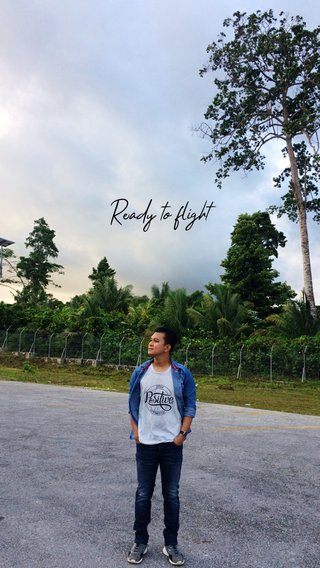 Ready to flight