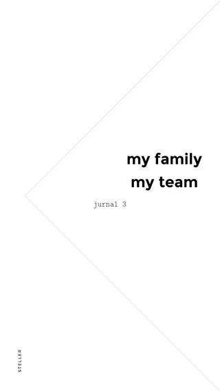 my family my team jurnal 3