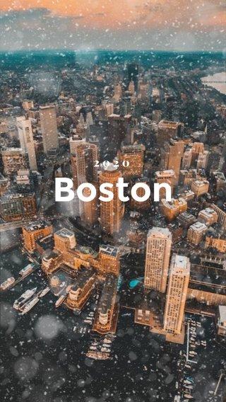 Boston 2020