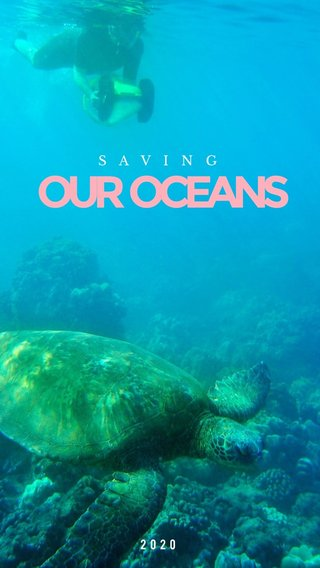 OUR OCEANS SAVING 2020