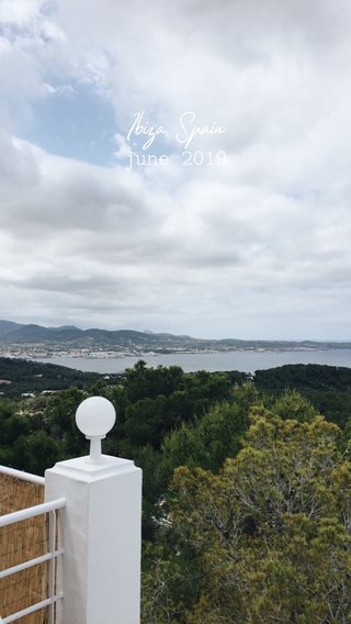 Ibiza, Spain june 2019