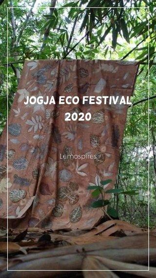 Jogja Eco Festival 2020 Lemospires