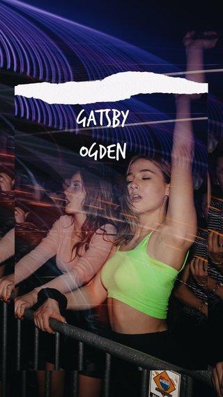 Gatsby Ogden