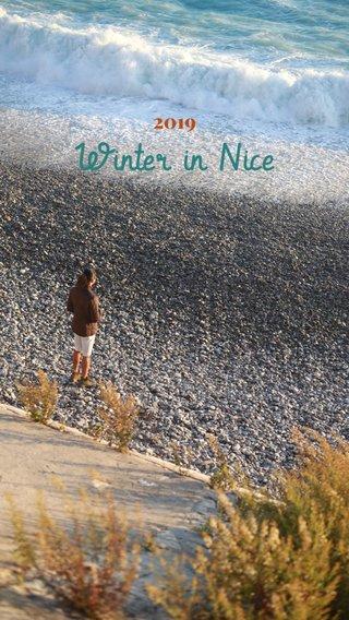 Winter in Nice 2019