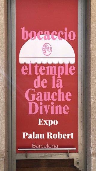 Expo Palau Robert Barcelona