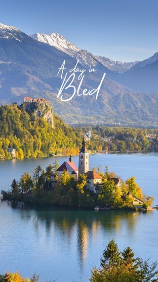 Bled A day in