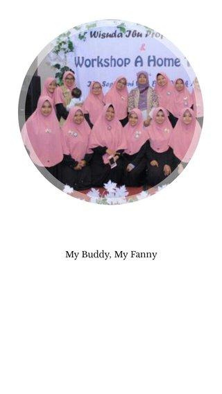 My Buddy, My Fanny