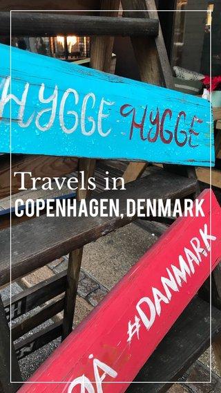 Travels in Copenhagen, Denmark