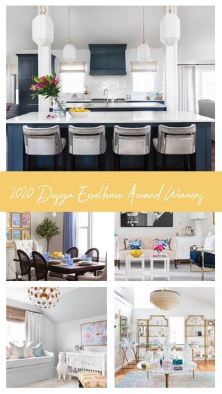 2020 Design Excellence Award Winners