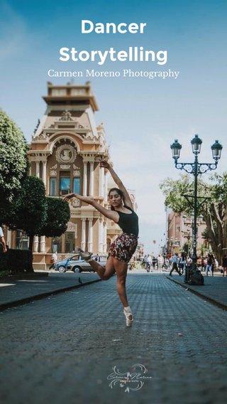 Dancer Storytelling Carmen Moreno Photography