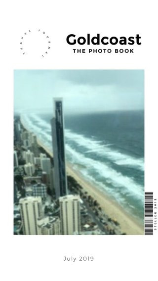 Goldcoast THE PHOTO BOOK July 2019