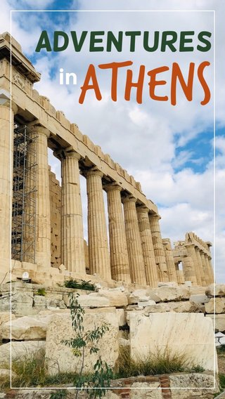 Athens Adventures in