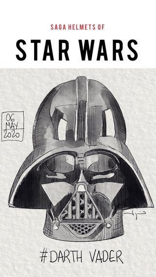 Star Wars Saga Helmets of