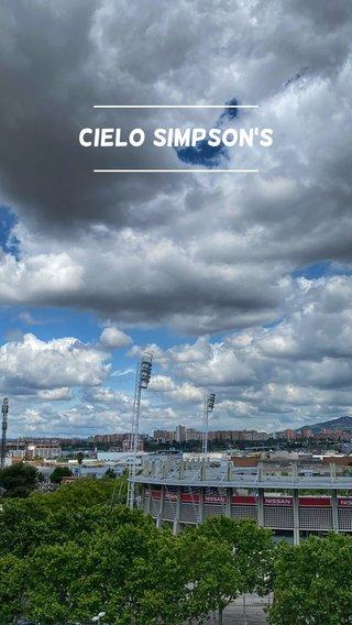 Cielo Simpson's