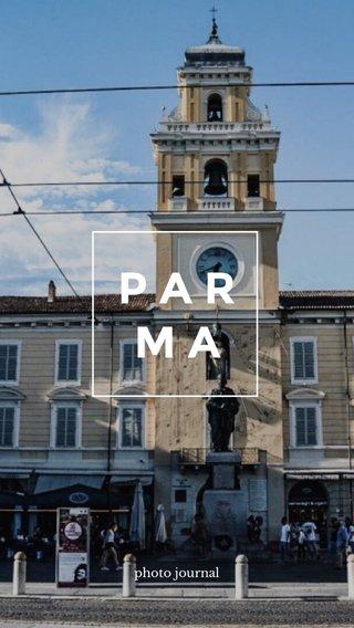 PAR MA photo journal