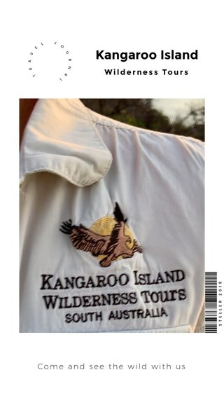 Kangaroo Island Wilderness Tours Come and see the wild with us