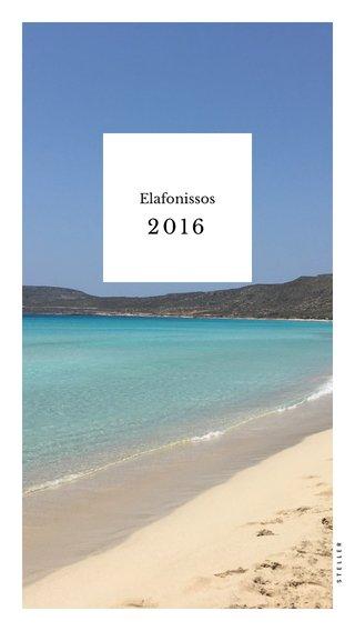 2016 Elafonissos