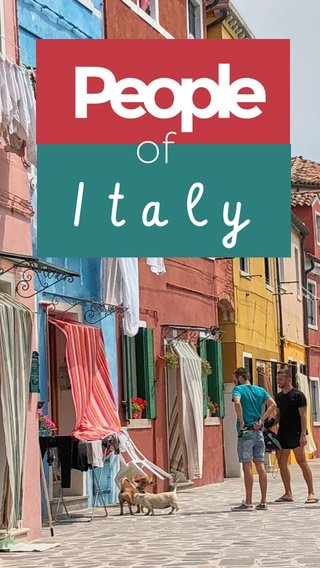 People Italy of
