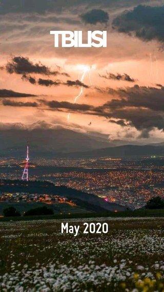 TBILISI May 2020