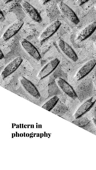 Pattern in photography
