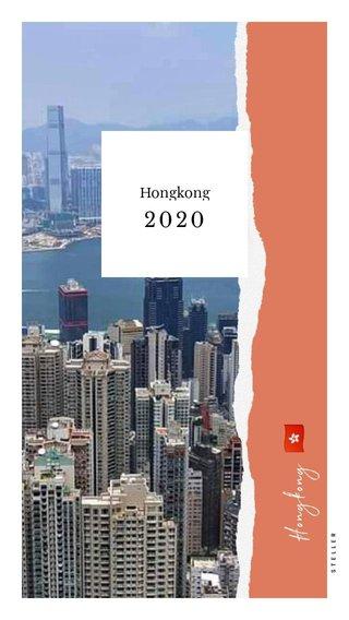 2020 Hongkong