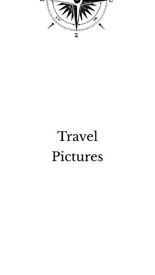 Travel Pictures