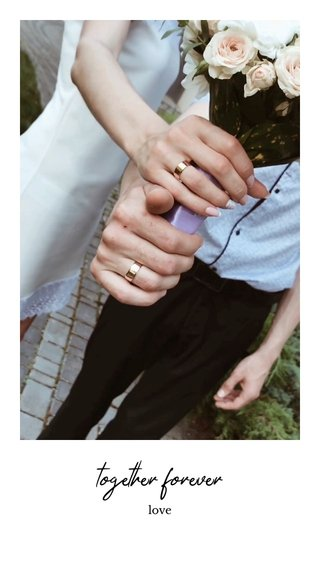 together forever love