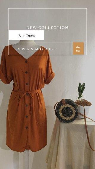 NEW COLLECTION •S W A N M O D E• R i n Dress One Size