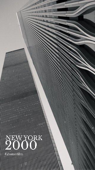 2000 NEW YORK #shotonfilm