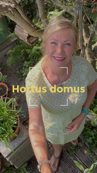 Hortus domus