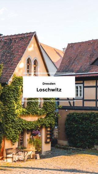Loschwitz Dresden