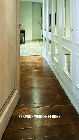 Bespoke wooden floors