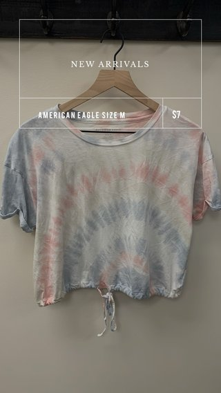 $7 NEW ARRIVALS AMERICAN EAGLE SIZE M
