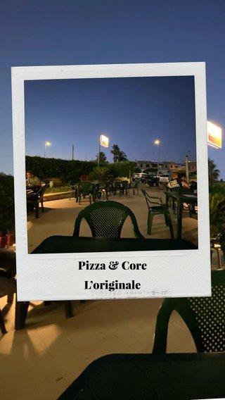 Pizza & Core L'originale