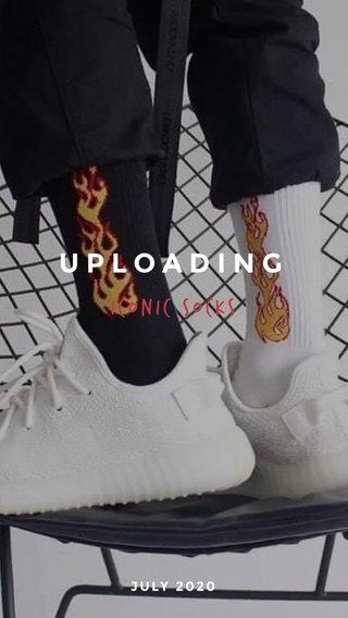 UPLOADING Iconic socks JULY 2020