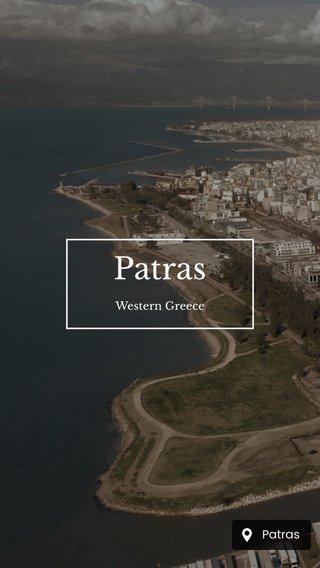 Patras Western Greece