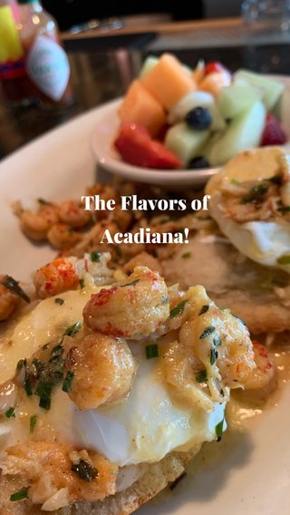 The Flavors of Acadiana!