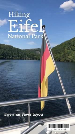 Eifel Hiking National Park #germanyawaitsyou