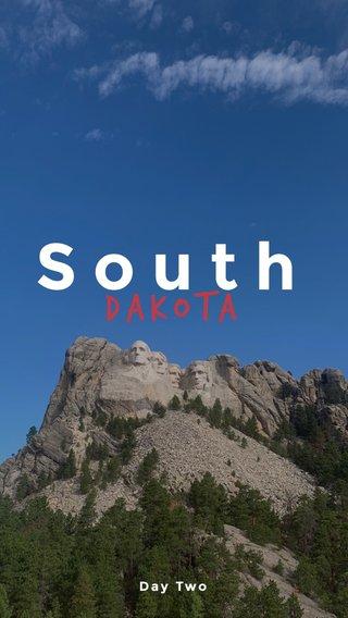 South Dakota Day Two