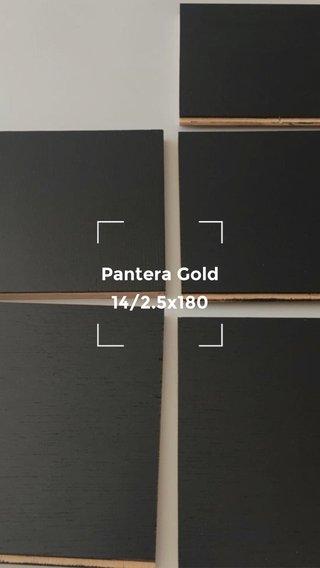 Pantera Gold 14/2.5x180