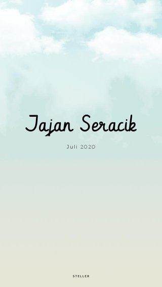 Jajan Seracik Juli 2020