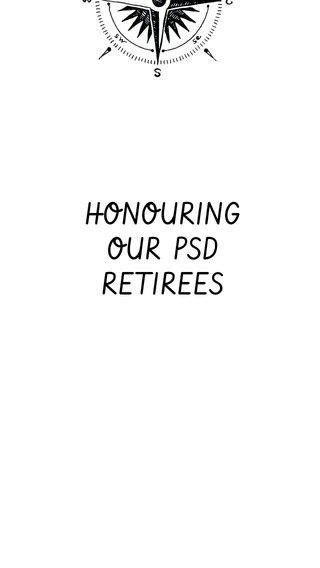 HONOURING OUR PSD RETIREES
