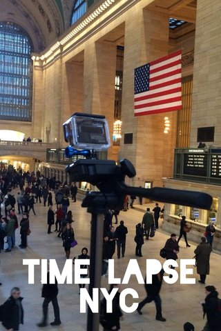 Time Lapse NYC