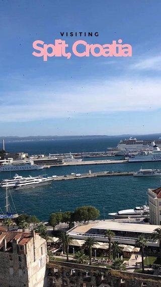 Split, Croatia VISITING OCTOBER 2019