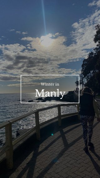 Manly Winter in